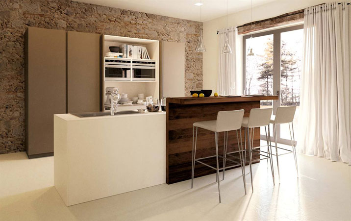 Cucine contemporanee Vallecamonica, Cucine da sogno Vallecamonica ...